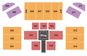 Hard Rock Atlantic City Etess Arena Seating Chart Mark G Etess Arena At Hard Rock Hotel Casino Tickets In