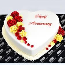 Happy Anniversary Cake 2kg Cakes
