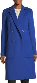 michael michael kors double ted menswear inspired coat