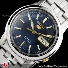 buy seiko 5 automatic blue gold mens watch see thru back snkl79k1 seiko 5 automatic blue gold mens watch see thru back snkl79k1 snkl79