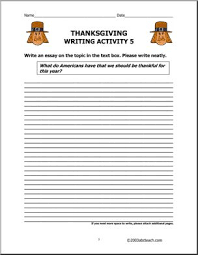 thanksgiving upper elementary writing prompts i com  thanksgiving upper elementary writing prompts i com abcteach