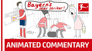 Crazy Bundesliga Football Commentary Animated Part 1