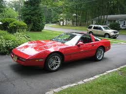 c4 corvette   C4 Corvette   Red Corvettes   Pinterest   Corvette ...