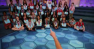 41 Finalists Advance In 2018 National Spelling Bee Competition - Cbs ...