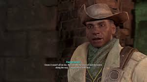 "Fallout 4: Preston Garvey Max Affinity Conversation & Perk ""United We  Stand"" - YouTube"
