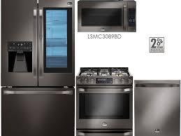 Kitchen Appliances Best Kitchen 4 Piece Stainless Steel Kitchen Appliance Package 00018