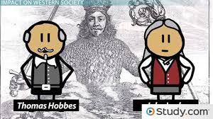 thomas hobbes john locke political theories competing views  thomas hobbes john locke political theories competing views video lesson transcript com