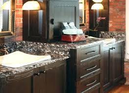 white bathroom cabinets dark countertops ideas with black granite and phoenix custom vanities office pretty