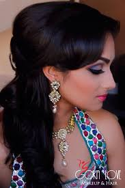 indian wedding hairstyle trends 2016 2017 for bridals 1