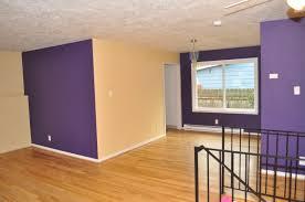 Orange Wall Paint Living Room Purple And Orange Wall Paint Ideas 3jpg