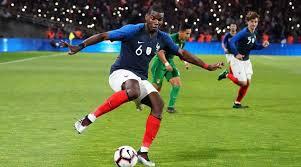 Fransa milli takımı'na döndüğüm için mutluluktan daha çok gururlu hissediyorum. Pogba Fransa Milli Takimi Ni Birakti Iddiasini Yalanladi