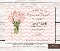 Bridal Shower Invitation Birthday Invite Retirement Party Bridal
