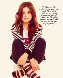 Lucy Hale Quotes on Pinterest | Lucy Hale, Pll and Pretty Little Liars via Relatably.com
