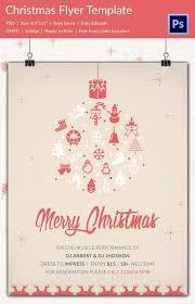 Printable Christmas Flyers 78 Christmas Flyer Templates Psd Ai Illustrator Word Free