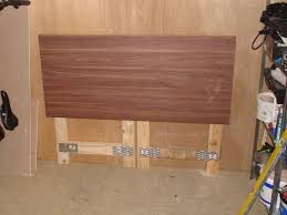 picture of make a fold down workbench