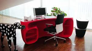 Stylish office furniture Modern Creative Ideas Home Office Furniture Be Comfortable Stylish Red Baobab Desk For Office Medium Furniture Stylish Red Baobab Desk For Office Home Office Furniture