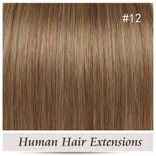 Alishow Clip In Remy Human Hair Extensions Volledige Hoofd Straight