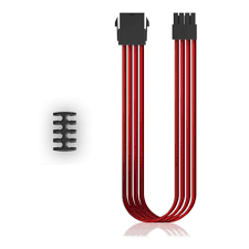<b>Кабель Deepcool</b> CPU <b>EC300</b>-CPU8P-RD красный — купить в ...