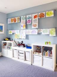 Kids organization furniture Clothes Create Childrens Zone That Makes Kids Feel As Though Its Their Realm An Environment Where They Are Free To Play Make Mu2026 Grandkids Art Display In Pinterest Create Childrens Zone That Makes Kids Feel As Though Its Their