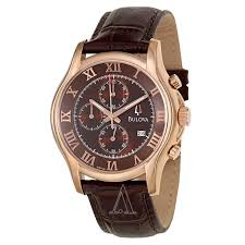 bulova chronograph 97b120 men s watch watches bulova men s chronograph watch