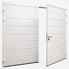 side hinged garage doorsSide Hinged Garage Doors Prices  Steel Timber GRP
