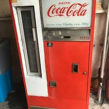 Coca Cola Vending Machine For Sale Fascinating Best Vintage 48's Dixienarco Coca Cola Machine Dns48s For Sale