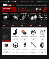auto parts website template oscommerce template auto parts shop 32735