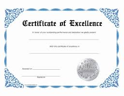 Download Award Certificate Templates Free Printable Award Certificate Templates Awesome Sales