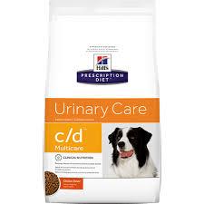 <b>Hill's</b>® <b>Prescription Diet</b>® c/d® <b>Multicare</b> Canine - dry