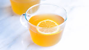Easy Hot Toddy Recipe with Honey and Lemon - How to Make a Hot Toddy