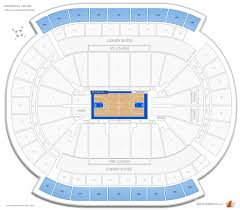 Prudential Seating Chart Prudential Center Seton Hall Seating Guide Rateyourseats Com