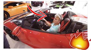 2018 lamborghini performante jake paul. perfect lamborghini jake paul and logan vlogs new lamborghini inside 2018 lamborghini performante jake paul o