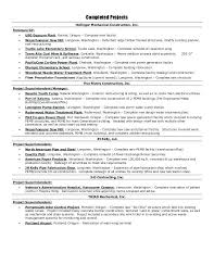 Construction Superintendent Resume Sample 9 Examples For Building