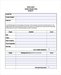 Sample Budget Proposal Best Fire Department Budget Request Form Erkaljonathandedecker