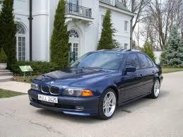 1999 BMW 5 Series - Information and photos - MOMENTcar