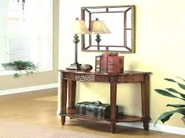A Entry Table With Drawers Long Foyer How To Decorate Entryway  Inspiring Furniture Design