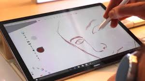 huawei drawing tablet. huawei matebook review mwc 2016 drawing tablet