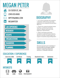How To Layout Resume 7 Creative Resume Design Layouts That Will Set You Apart