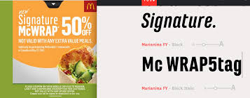mcdonalds font typophile log in or register to post comments