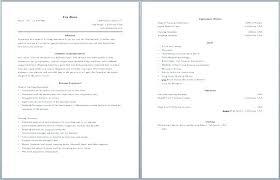 Resume Format Samples 2 Sarahepps Com