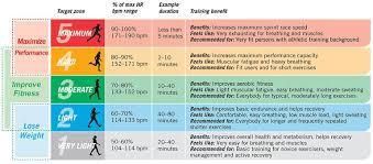 Activity Level Chart Work Out Basics