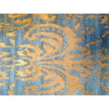 brilliant orange and blue area rug roselawnlutheran throughout with ideas 6