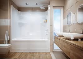 bathtub design gorgeous one piece tub shower units home depot s bathtub showers designs outstanding sterling