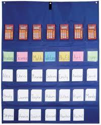 Pocket Charts Chore Charts School Specialty