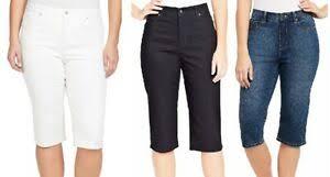 Details About New Womens Gloria Vanderbilt Amanda Skimmer Heritage Fit Stretch Classic Jeans