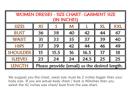 17 Veracious Bust Conversion Chart