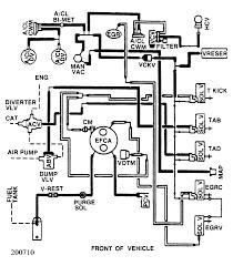 2 a cl dv air cleaner duct valve 3 a cl bi met air cleaner bi metallic valve 4 a cl cwm air cleaner cold weather modulator