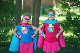 super kid capes