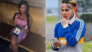 Tekashi 69s Girlfriend Jade Says Something Is Going Down In Six