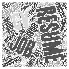 Key Resume Mistakes To Avoid Word Cloud Concept Word Cloud Concept ...